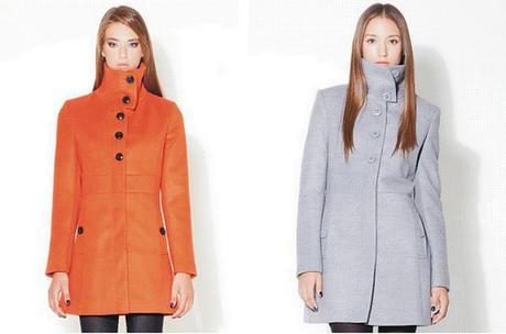 Me lo quitan de las manos: abrigo mod