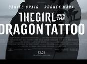Nuevo póster versión David Fincher 'The Girl with Dragon Tatoo'