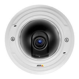 Axis presenta los Domos fijos de 5-Megapixeles con excepcional sensibilidad a la luz y control preciso de Iris (P-Iris)
