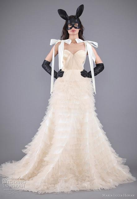 Dos disfraces para novias de Halloween