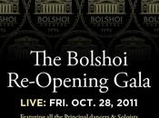 bolshoi re-opening gala, live cinema internet, 2011