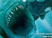 Tiburón Presa poster trailer español