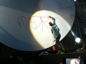 Concierto presentación gira mundial Coldplay: Estallido alegría