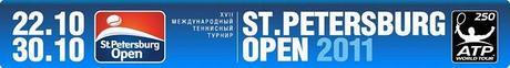 ATP de St. Petersburgo: Tipsarevic, Cilic y Bogomolov siguen avanzando