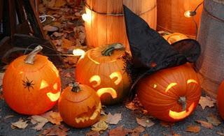 Vaciar y decorar una calabaza para halloween paperblog - Decorar una calabaza de halloween ...