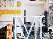 Kidimo: Letras para amantes decoración vintage
