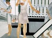vanguardia arte soviético Aleksandr Deineka