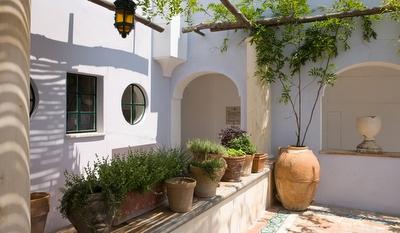 Nuevos patios rusticos paperblog for Decoracion de patios rusticos