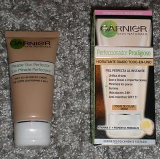BB Cream de Garnier - TRND