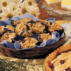 Cupcakes de chocolate cremoso Receta