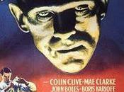 Crítica Cine: doctor Frankenstein (1931)