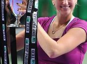 Championships: Kvitova coronó Estambul
