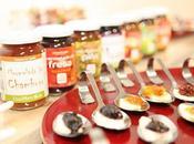 fotos desayuno-degustación Mermeladas Comercio Justo