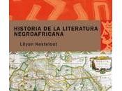 """Historia literatura negroafricana"""