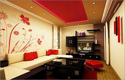 Pintar paredes interiores Paperblog
