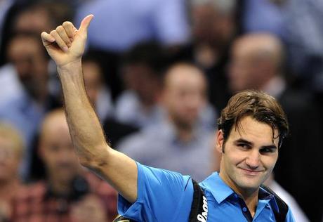 ATP 500: En su casa, Federer sigue avanzando