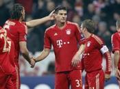 UCL: Bayern Munich, fútbol goles