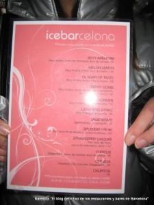 Carta Icebarcelona