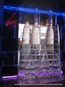 Sagrada Familia Icebarcelona