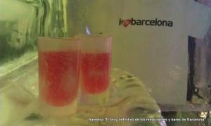 Coctel Berry Bomb Icebarcelona