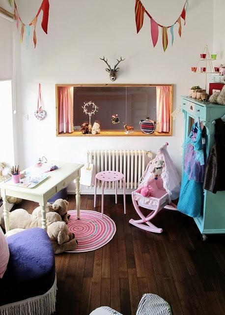 Habitaciones infantiles ecl cticas y muy originales paperblog - Habitaciones infantiles originales ...