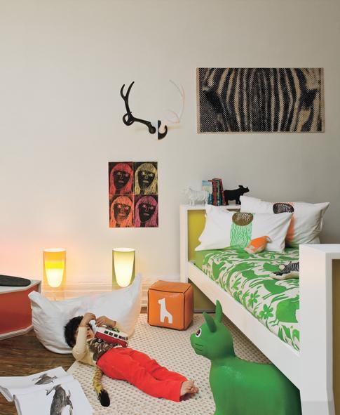 Habitaciones infantiles ecl cticas y muy originales - Habitaciones infantiles originales ...