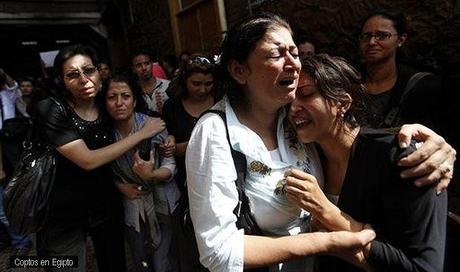 En Egipto 'la situación es aterradora' para los cristianos