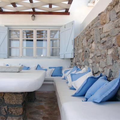 Casas r sticas griegas paperblog for Casas en islas griegas