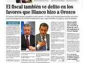 José Blanco debe dimitir