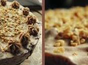 Tarta mousse Ferrero Rocher Nutella