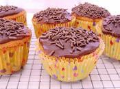 Cupcake Zanahoria Chocolate