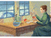Google Doodle honor Marie Curie