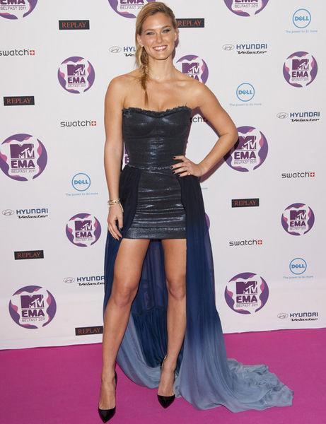 Moda - Looks en los MTV Europe Music 2011