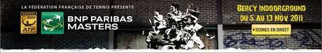 Masters 1000: Del Potro se bajó de París y Mónaco debutará mañana
