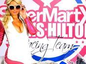 Supermartxé Paris Hilton