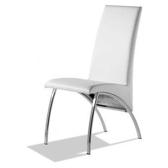 T preguntas d nde encontrar sillas modernas de polipiel for Sillas capitone modernas