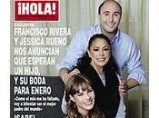 """Kiko Rivera """"Paquirrín"""" Jessica Bueno esperan hijo."""