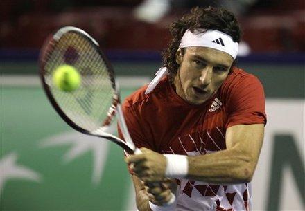 Masters 1000: Buen debut de Mónaco en París