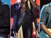 Primeras Fotos Ensayo Grammy Latino (2011)