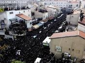 muerte rabino Tzvi Finkel Natan paraliza Jerusalén multitudinario homenaje