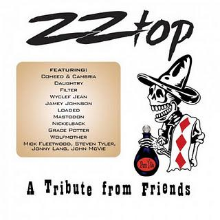 ZZ TOP A Tribute From Friends  (Varios Aritstas)