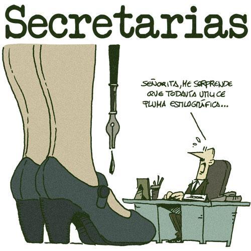 El Estafador #98: Secretarias