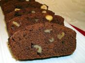Brownie chocolates avellanas