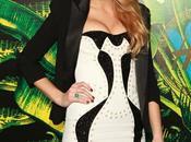 Blake Lively invitados presentación Versace