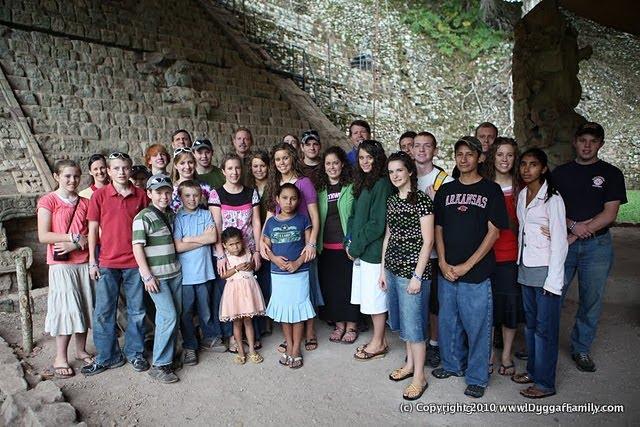 Familia numerosa espera su vig simo hijo paperblog Aquarium familia numerosa