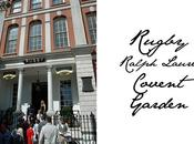 Ralph Lauren Rugby: Covent Garden Londres.