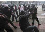 Violenta Jornada Independencia