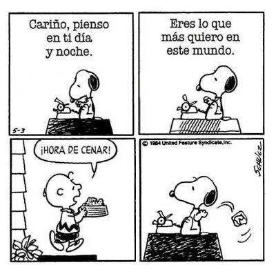 Snoopy y sus amigos! - Paperblog