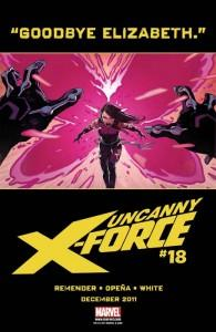 Uncanny X-Force Nº 18
