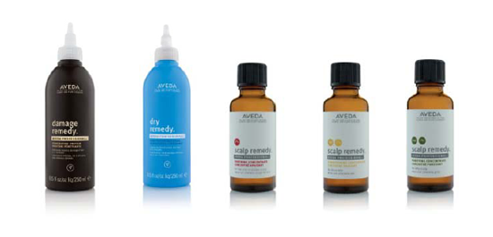 productos Aveda Botanical Therapy